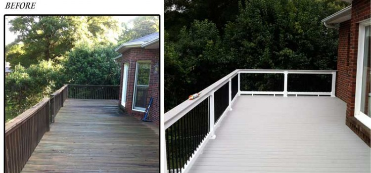 Check Your Deck–Deck Safety Checklist